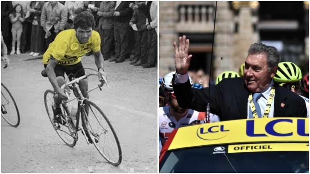 """Eddy Merckx en 'Pedalier': """"José Manuel Fuente fue el mejor escalador que yo he conocido"""""""