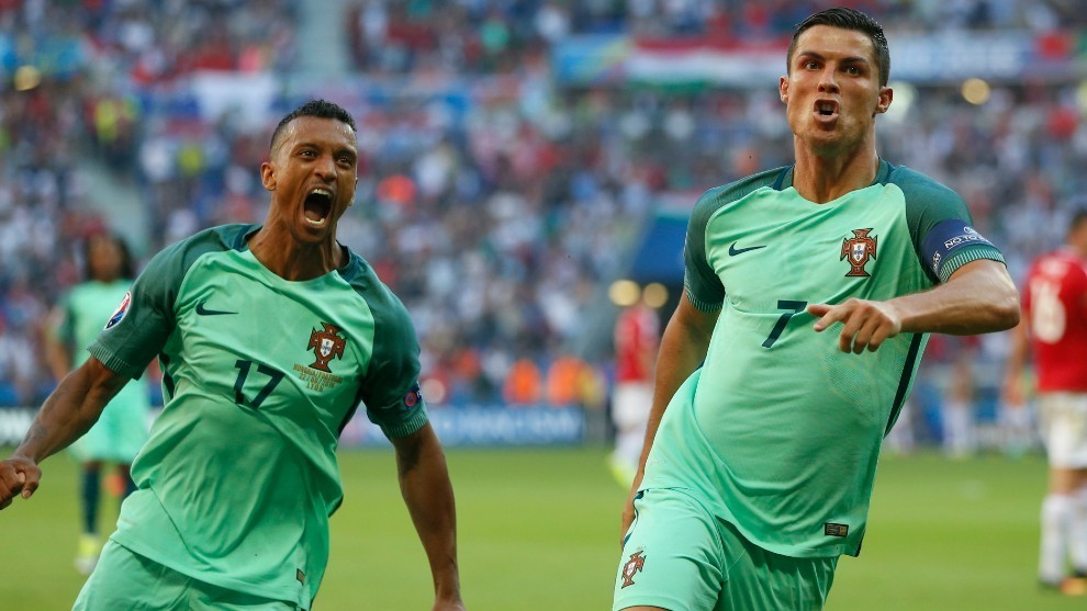Nani: Cristiano Ronaldo told me that he'll probably retire in the US