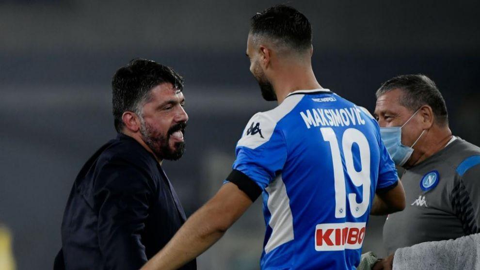 Napoli take revenge on Sarri by winning Coppa Italia final against Juventus