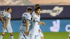 Joao celebra el gol ante Osasuna