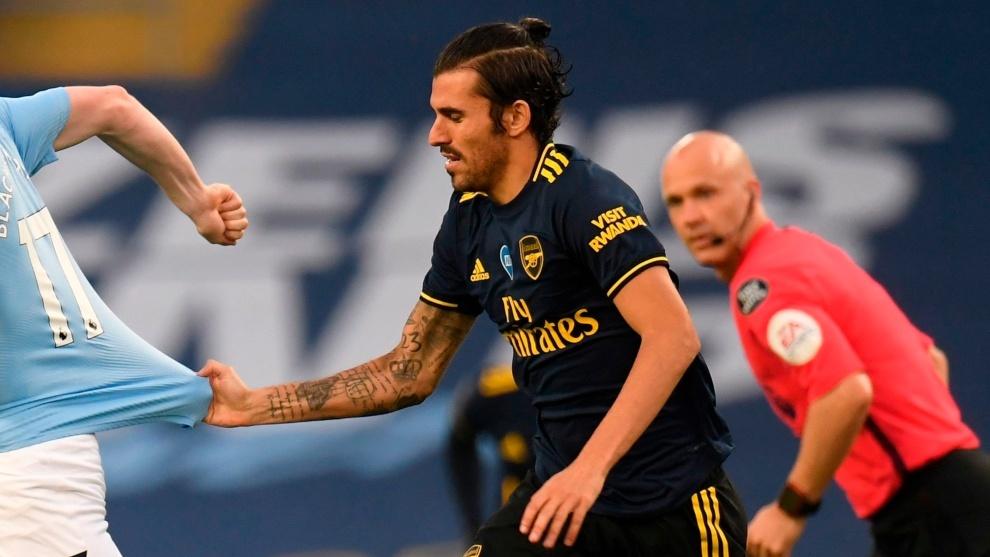 Valencia remain keen on Dani Ceballos
