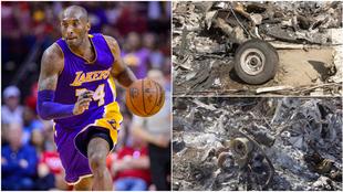 La fatídica confusión del piloto de Kobe Bryant que acabó provocando el mortal accidente