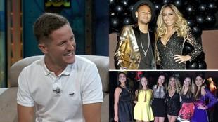 """Ander Herrera y los fiestones de cumpleaños de Neymar: """"Mi mujer no me dejaba ni ir al baño..."""""""