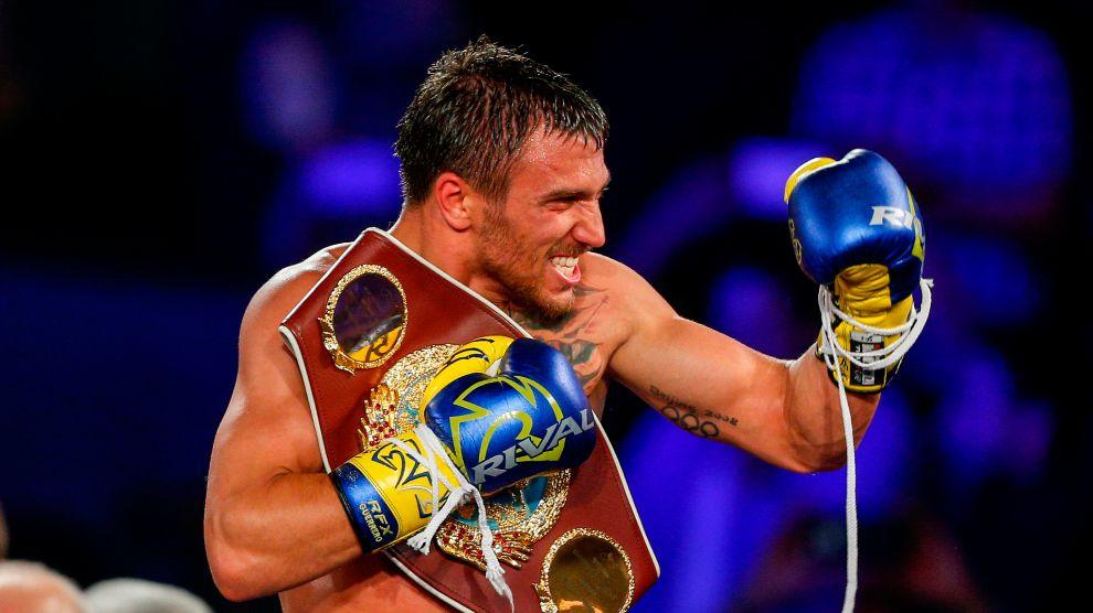 Vasiliy Lomachenko, el mejor peso superpluma del siglo XXI