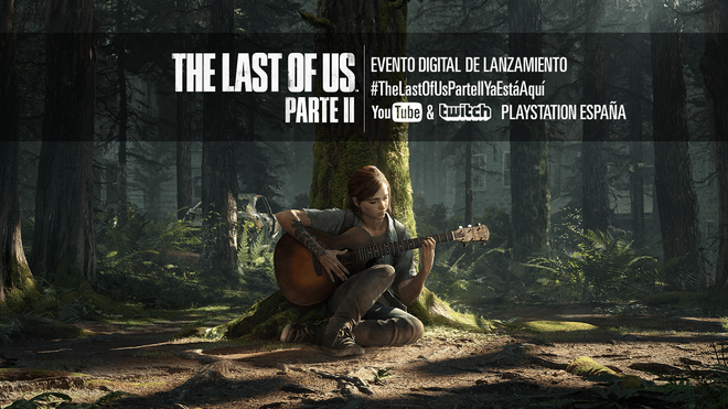 The Last of Us Parte II de PlayStation, presentación oficial en directo