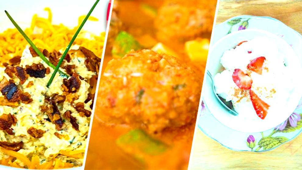 Recetas fáciles y sencillas de comida para este Día del Padre 2020