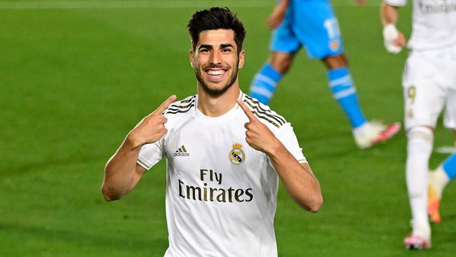 La mejor cara del Madrid