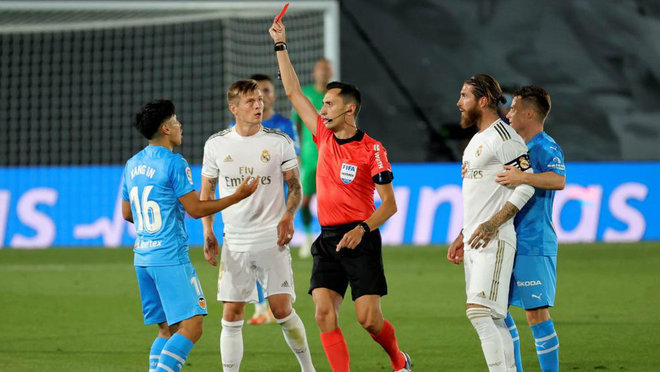 Relief for Valencia as Kang-in Lee is only banned for one match