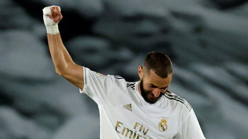 If you don't like Benzema, you don't like football