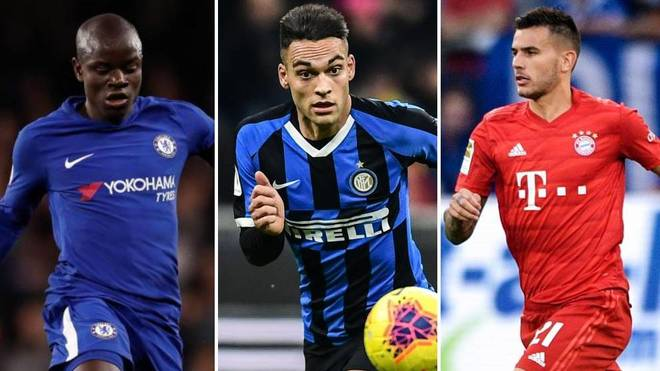 Friday's transfer round-up: The latest on Kante, Lautaro, Lucas, Keita and Areola