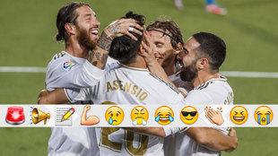 Lo de Marco Asensio es histórico