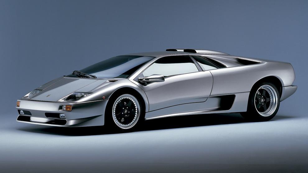 Accidente en Top Gear: Paddy McGuinness estrella un Lamborghini Diablo