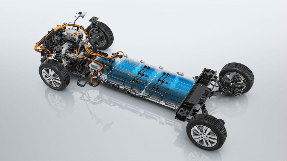 La batería tiene una garantía de ocho años o 160.000 kilómetros..