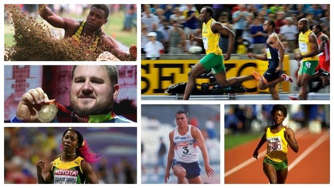 ¿Cuál es tu mejor momento de la historia del atletismo? ¡Vota!