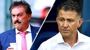 La Volpe y Osorio, dos técnicos que llevaron a México a una Copa del...