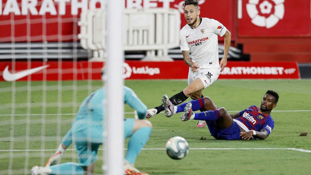 Barcelona ratings vs Sevilla: Ter Stegen ensures there's still a chance