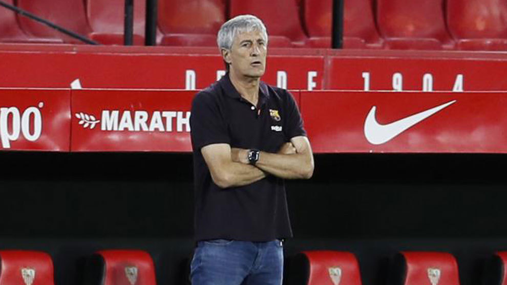Setien: Real Madrid won't win all their games either