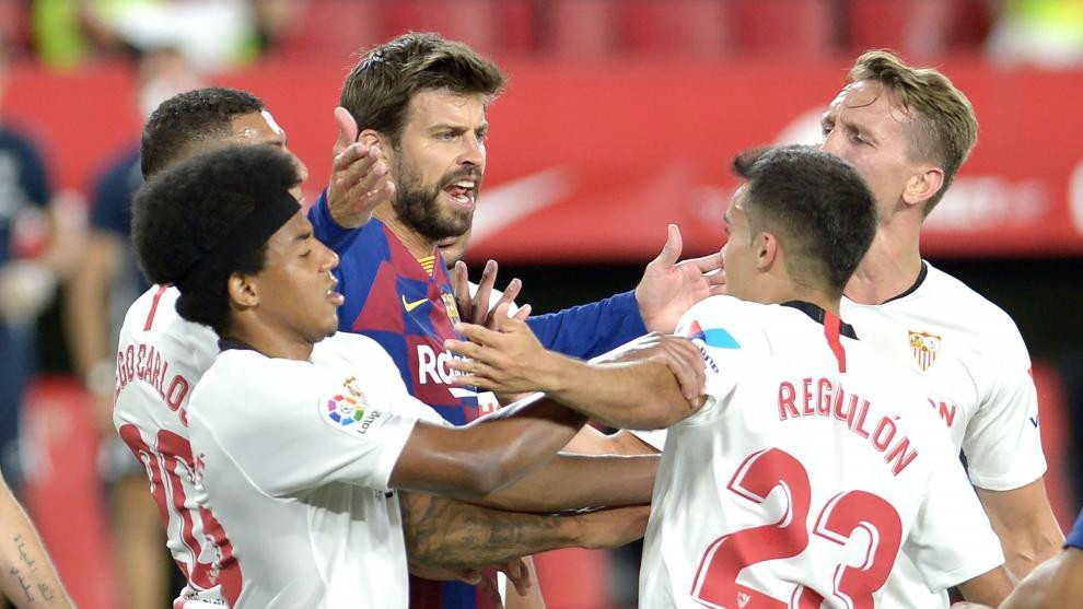 The reasons for Pique's pessimism