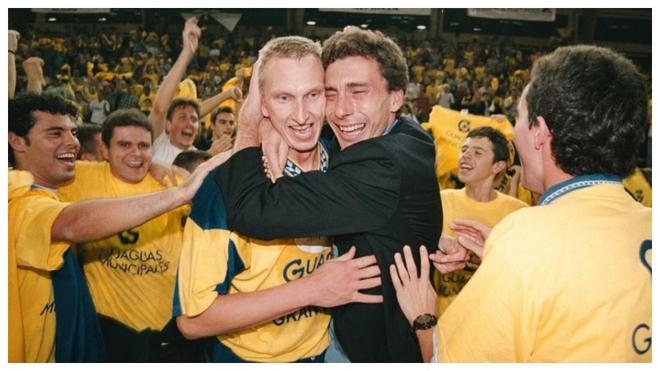 El día que se alcanzó la Final Four de 1998 con el finlandés...
