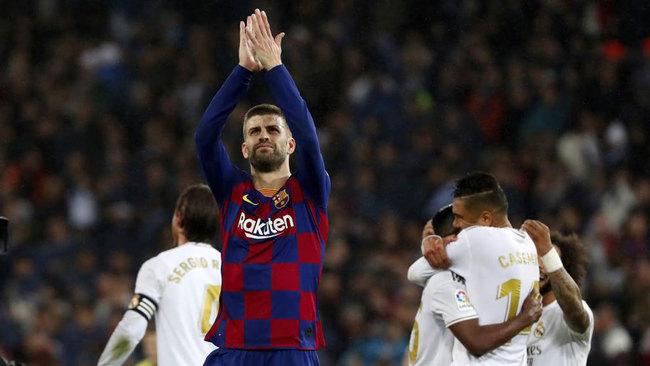 El Madrid 'regatea' a Piqué