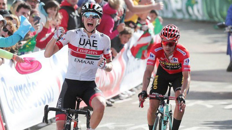 ¡Vuelve el ciclismo! Roglic y Pogacar se disputan la primera carrera en juego