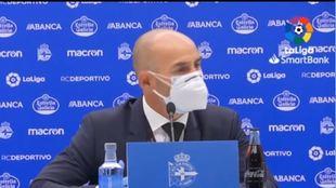 """No te queda 'na', Paco Jémez: """"Aquí hace una caló de tres pares de coj..."""""""