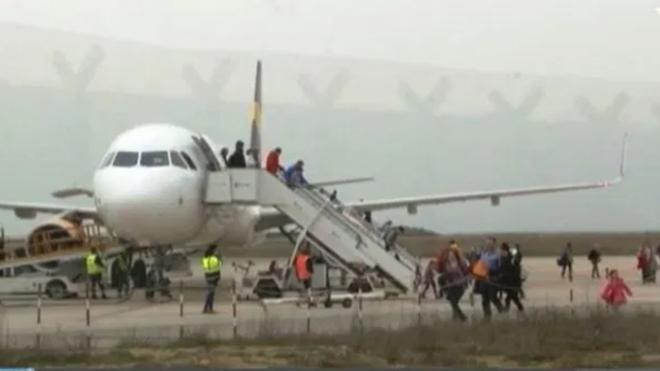 Primeros vuelos regulares desde Andorra-La Seu a Grandvalira