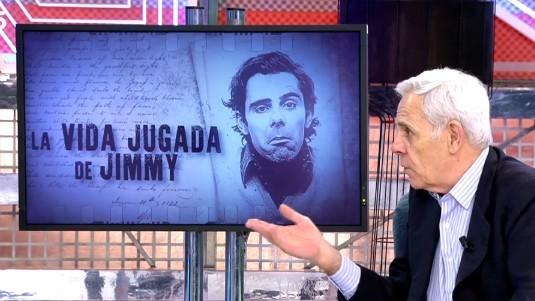 Jimmy Arnau relató en Sábado DeLuxe cuando practico el canibalismo...