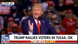 La frase de Donald Trump que aterroriza a Estados Unidos e impacta al mundo