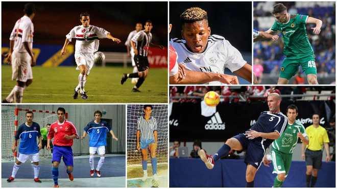 El fútbol sala como escuela de jugadores