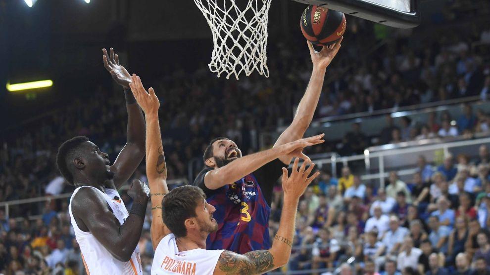 Barcelona - Baskonia en directo