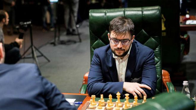 Maxime Vachier Lagrave, en una foto de un torneo anterior.