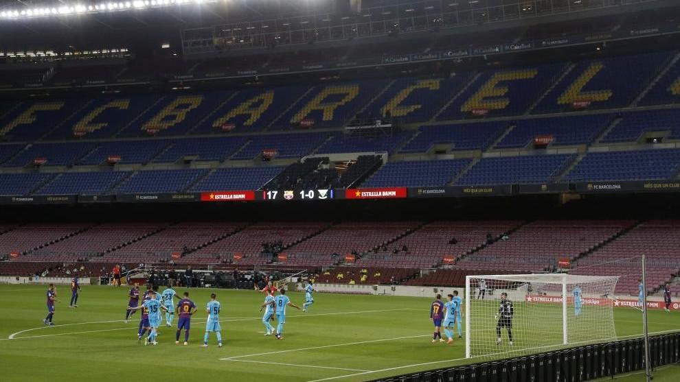 Barcelona's plan for compensating season ticket holders