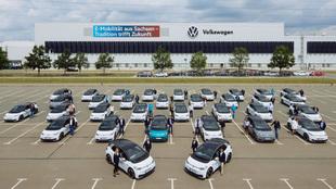 Los primeros Volkswagen ID.3 los probarán los empleados.