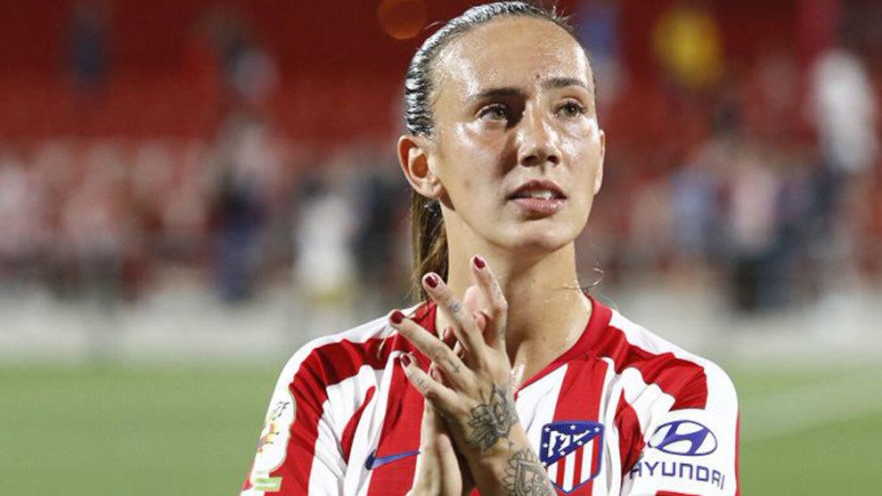 """Virginia Torrecilla: """"Este año no podré jugar, pero sé que volveré"""""""