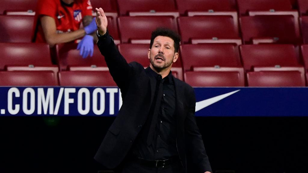 Simeone: Atletico Madrid are optimistic, the best plan is to win