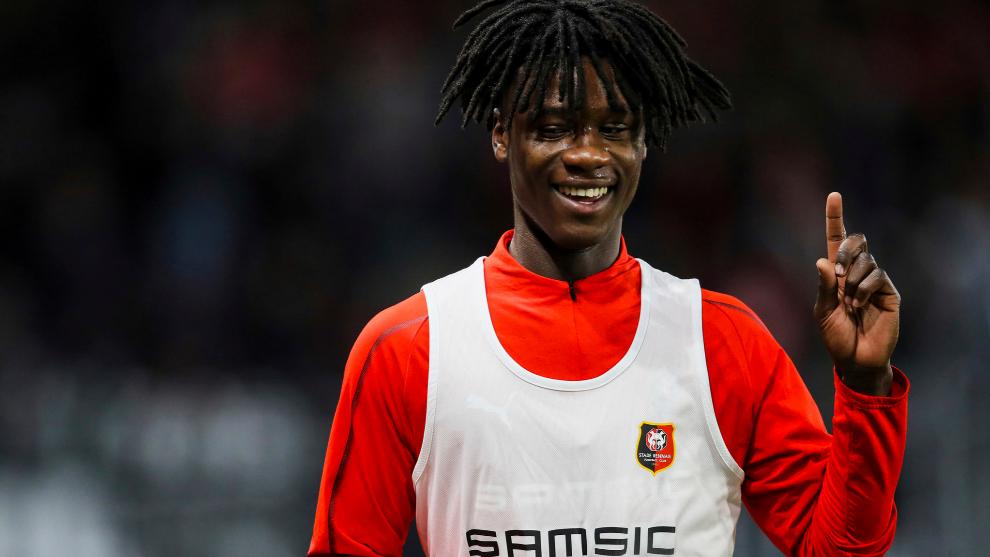 El Rennes rechaza al Madrid y se quedará con Camavinga