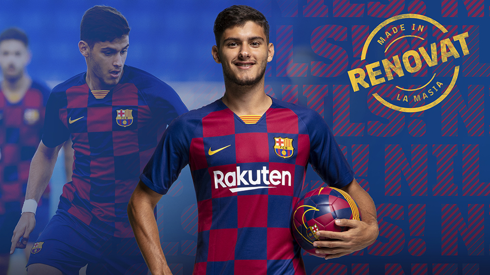 Nils Mortimer signs new Barcelona contract with a huge release clause