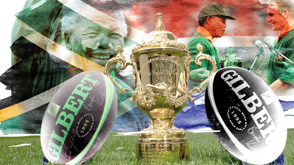 La victoria de los 'Springboks' en el Mundial de rugby de Sudáfrica...