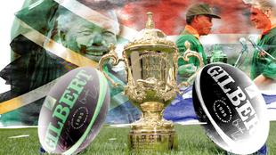La victoria de los 'Springboks' en el Mundial de rugby de...