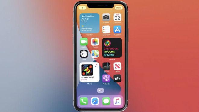 IOS 14 trae nueva pantalla, Apple rompe con Intel y otras novedades de la WWDC2020