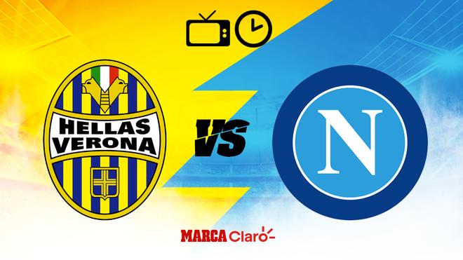 Serie A Hellas Verona Vs Napoli Horario Y D U00f3nde Ver Hoy