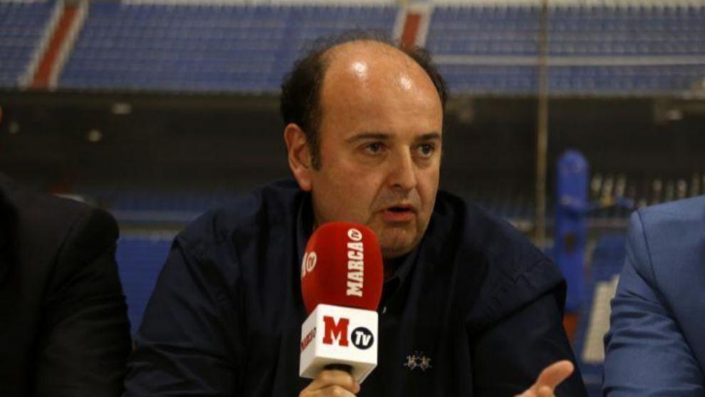 """Juanma Rodríguez: """"Es inevitable pensar que  los horarios favorecen al Barça de manera planeada"""""""
