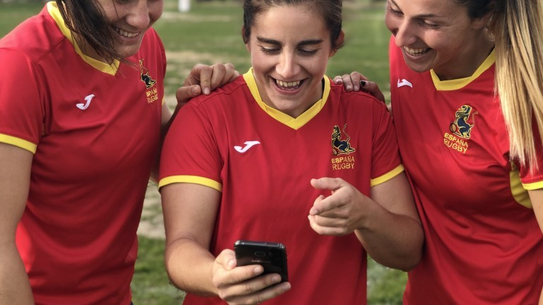 La FER se digitaliza de la mano de Patricia García con FER Rugby App