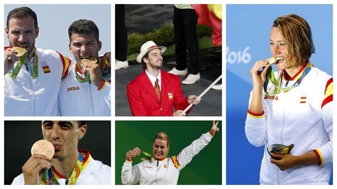 Los deportistas celebran el 'Día Olímpico' esperanzados con los Juegos de 2021