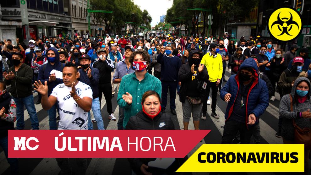 Coronavirus México hoy 23 de junio; últimas noticias