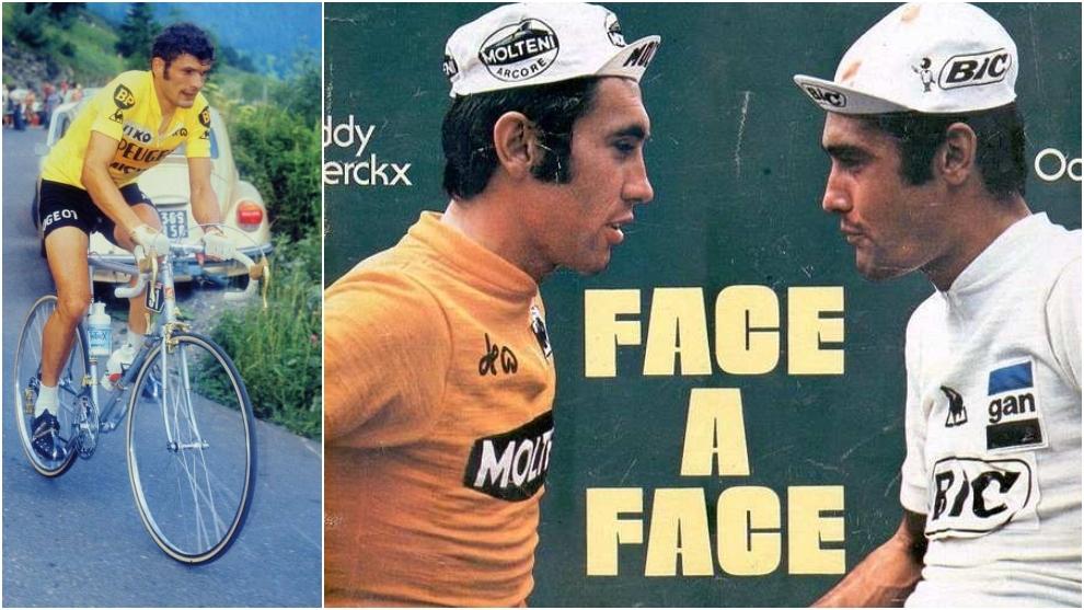 """Bernard Thévenet, dos veces ganador del Tour de Francia: """"El Merckx de la Vuelta de 1973 no hubiera podido vencer al Luis Ocaña del Tour de Francia de 1973"""""""