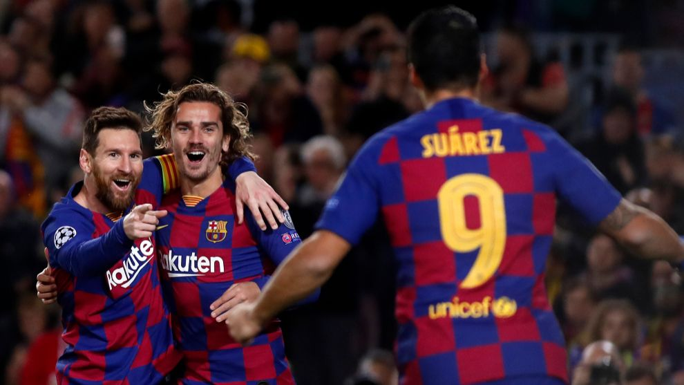 Barcelona: Barcelona's starting XI vs Athletic Club: The ...
