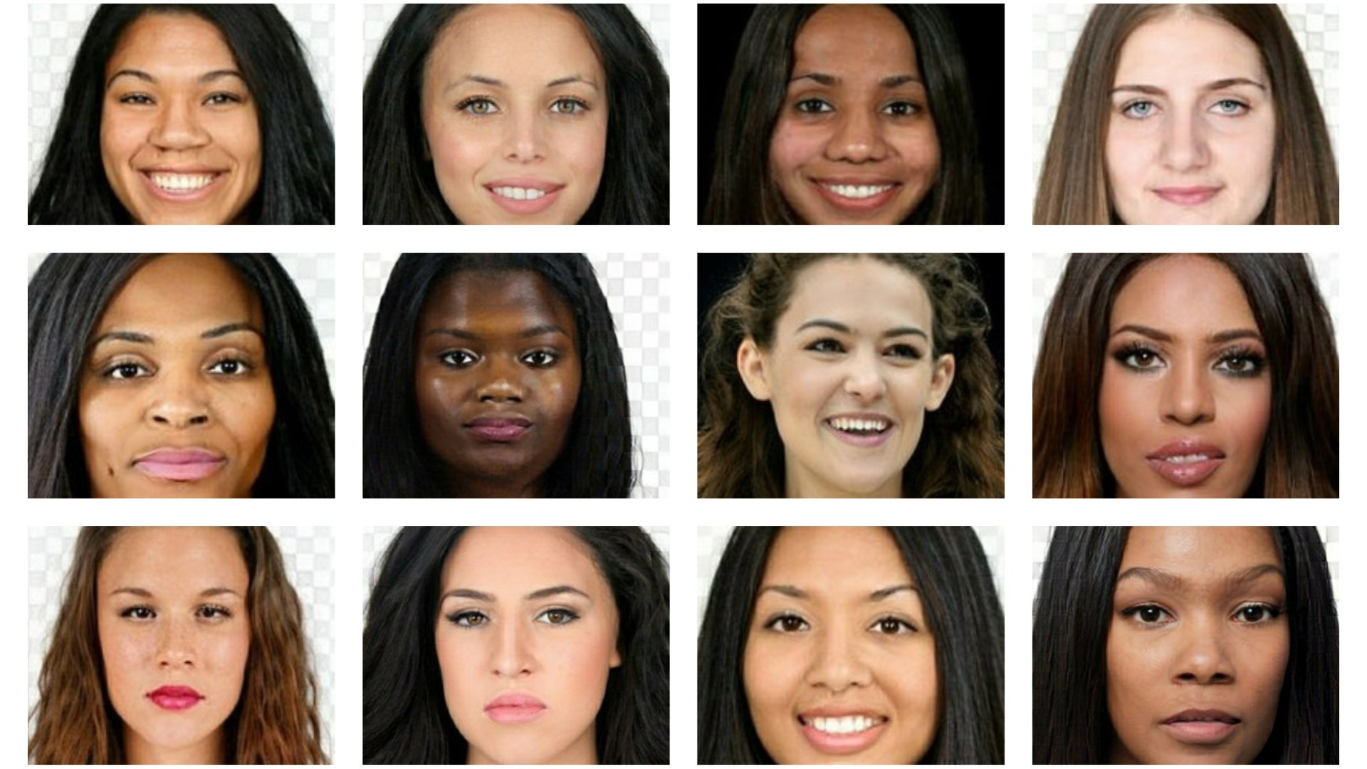 NBA stars as women