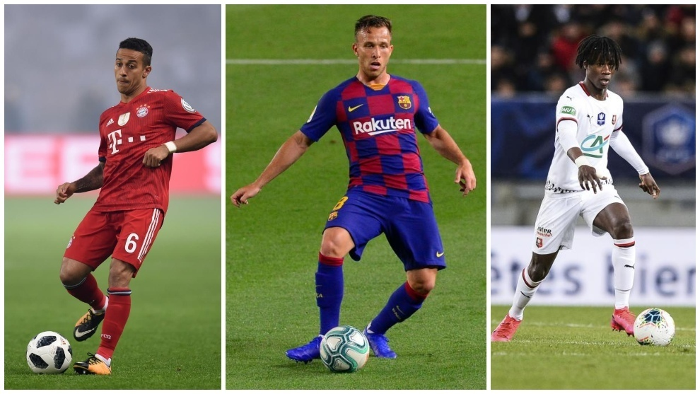 Wednesday's transfer round-up: Klopp wants Thiago, Arthur-Pjanic swap deal...
